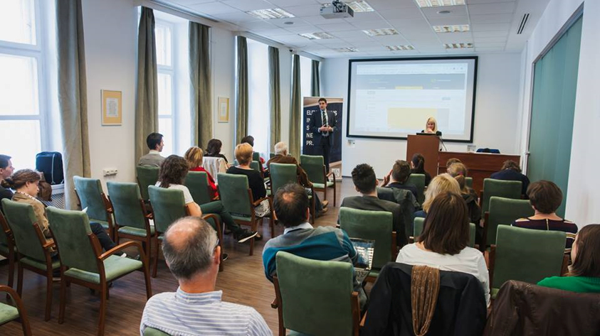 Szakmai beszámoló a 'Web of Science workshop és díjátadó ünnepség' és az 'Oxford University Press Journals workshop' rendezvényekről