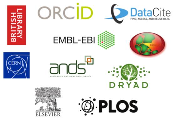 3. ábra -- THOR-partnerszervezetek (A kép a prezentációból származik).
