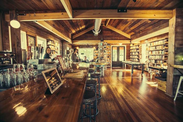 A The Wild Detectives könyvtára